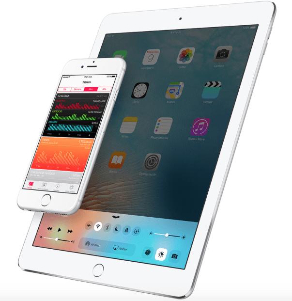 iOS 9: La conexión mas intuitiva