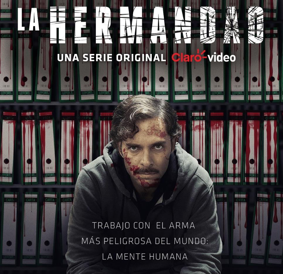 La Hermandad, producción original de Claro Video llega a Colombia