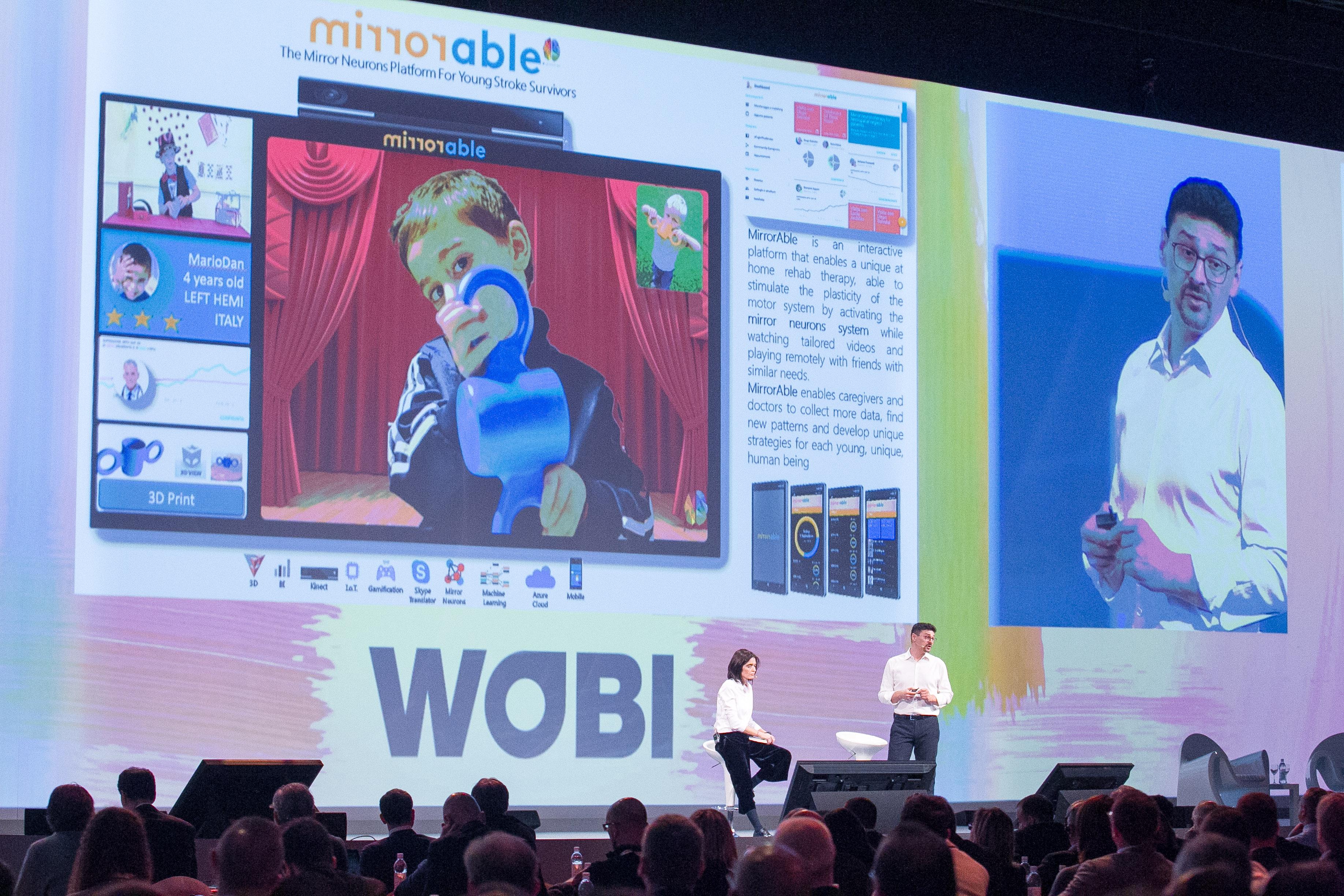 El World Business Forum agotó cupos en su primera edición