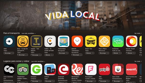 Apple le apuesta a la vida local