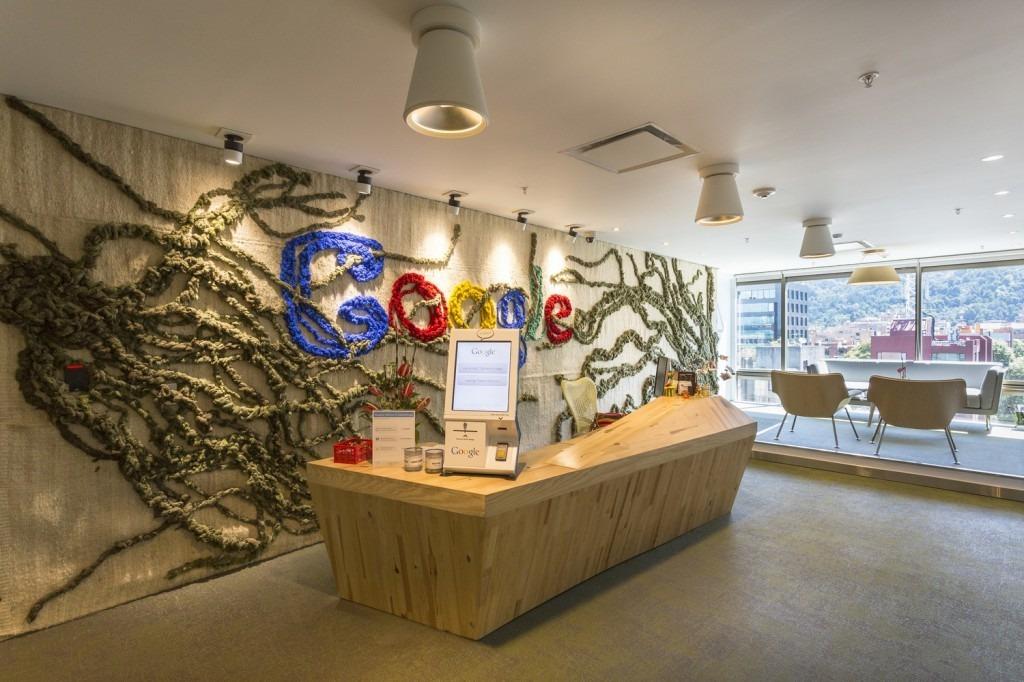 Google busca 5 estudiantes para sus oficinas de Bogotá