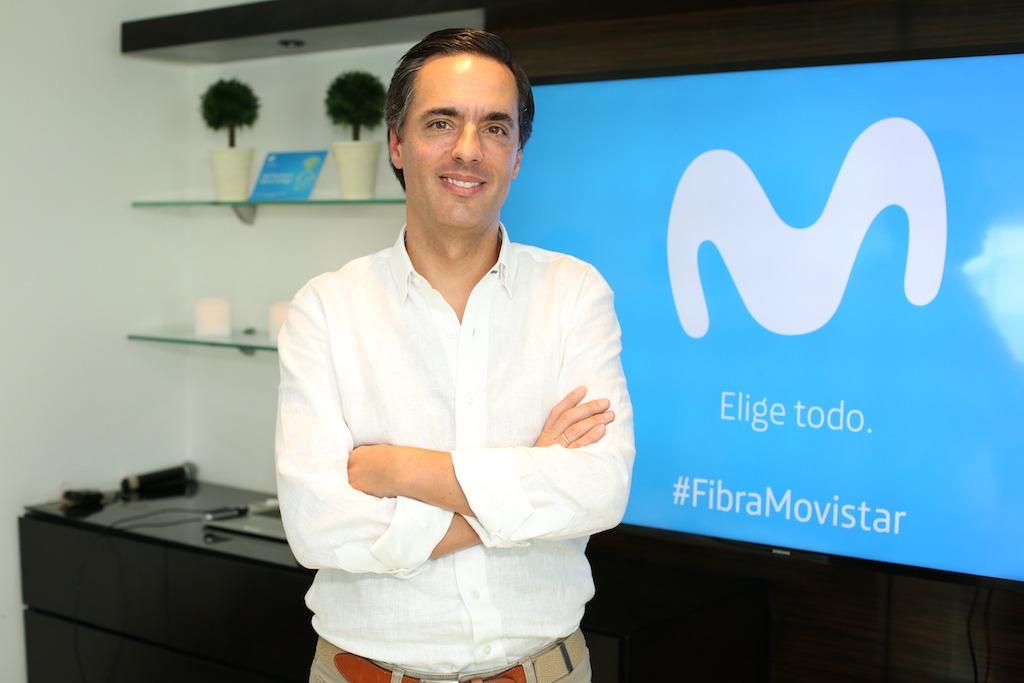 Movistar inició despliegue de su servicio de fibra óptica directa al hogar en Colombia