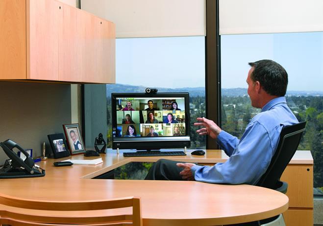 Audio y video HD, herramientas útiles para reuniones de trabajo eficientes