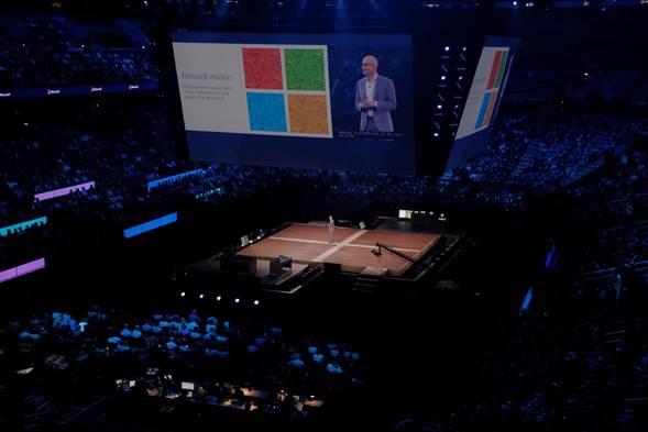Microsoft pone a los socios al centro de una oportunidad de transformación de 4.5 billones de dólares