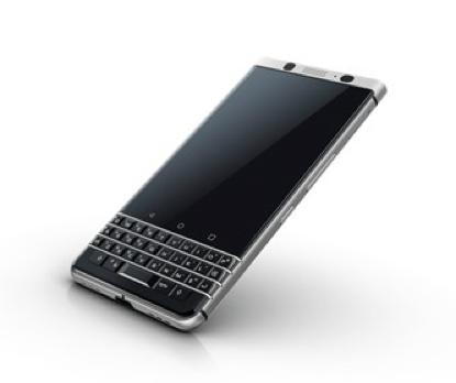 BlackBerry regresa con sus dos características emblemáticas teclado físico y seguridad