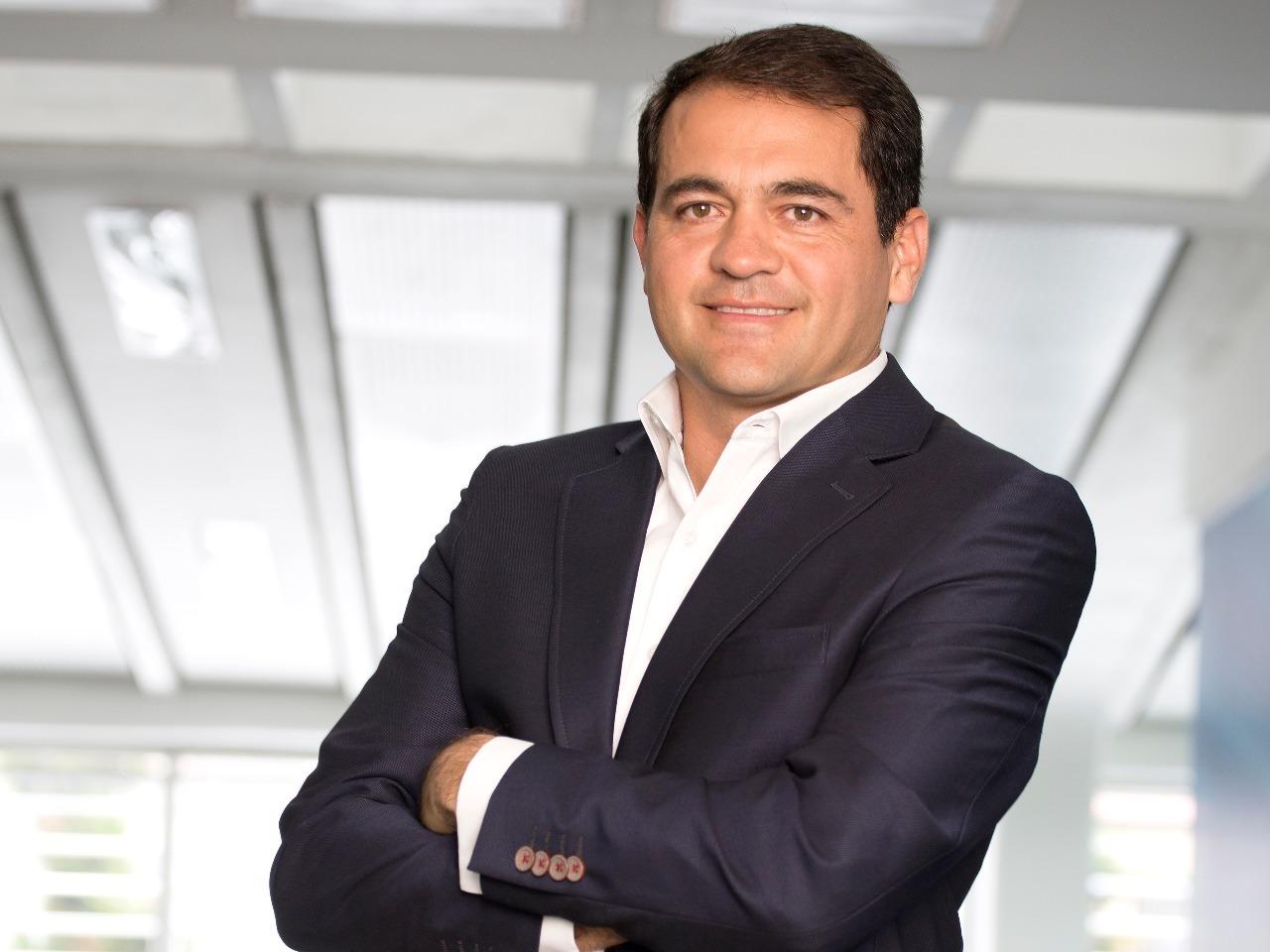 Fabian Hernández Ramírez, nuevo CEO de Telefónica Colombia