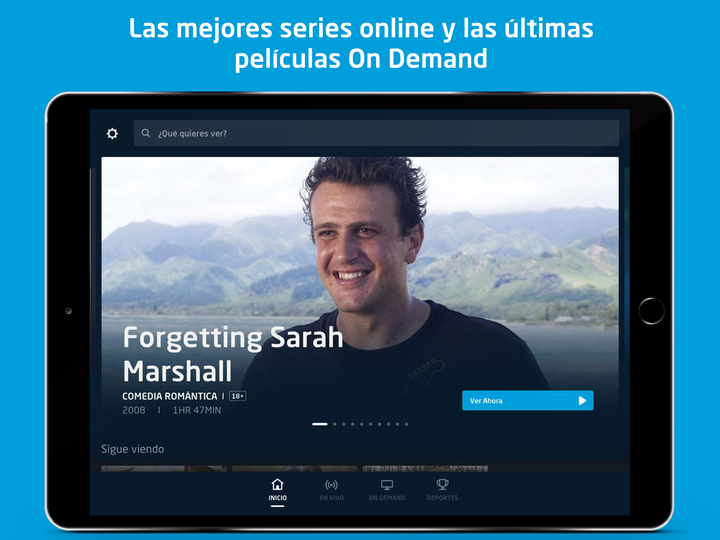 DirecTV lanza en Colombia su OTT DirecTVGO