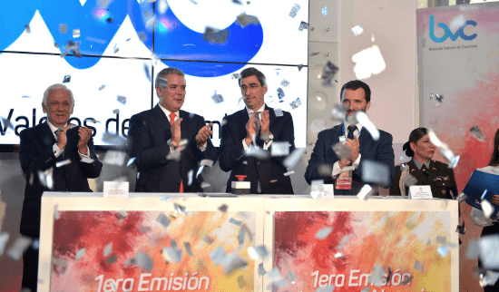 Colombia emite el primer bono naranja, con apoyo del BID