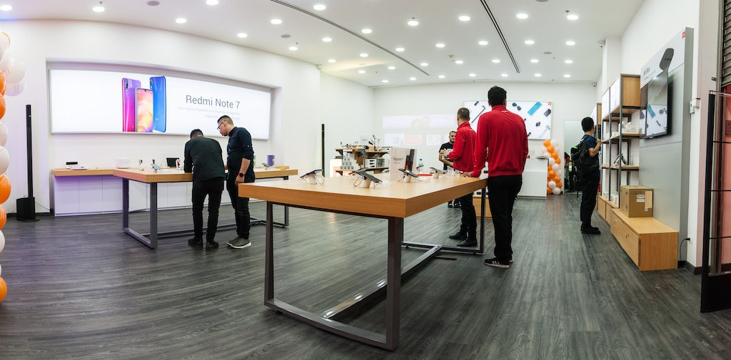 XIAOMI, abre tienda en Medellín