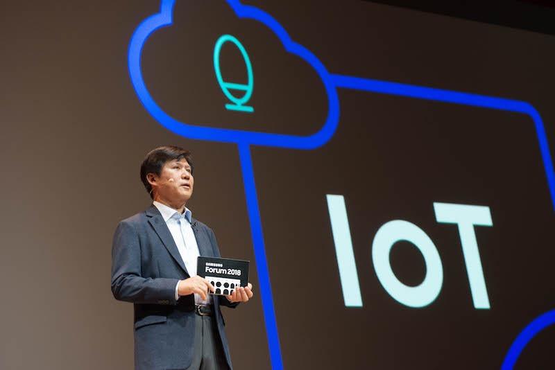 Samsung abre inscripciones para nuevo curso  de Internet de las Cosas