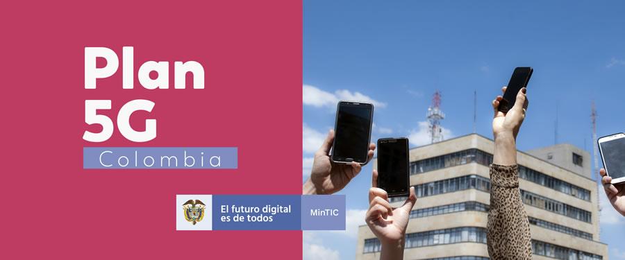 MinTIC publica el Plan 5G para comentarios