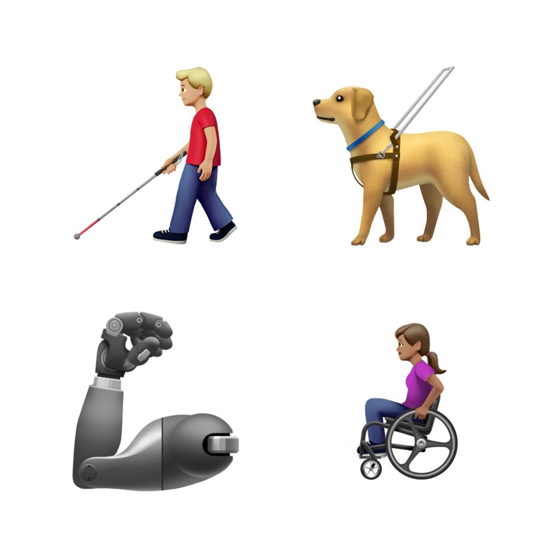 Apple muestra un adelanto de losnuevos emoji que llegarán aliPhone