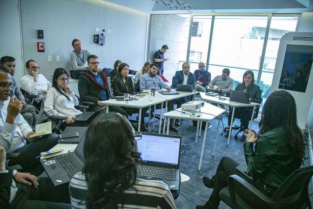 Convocatoria de Ventures y Google for Startups para emprendedores colombianos