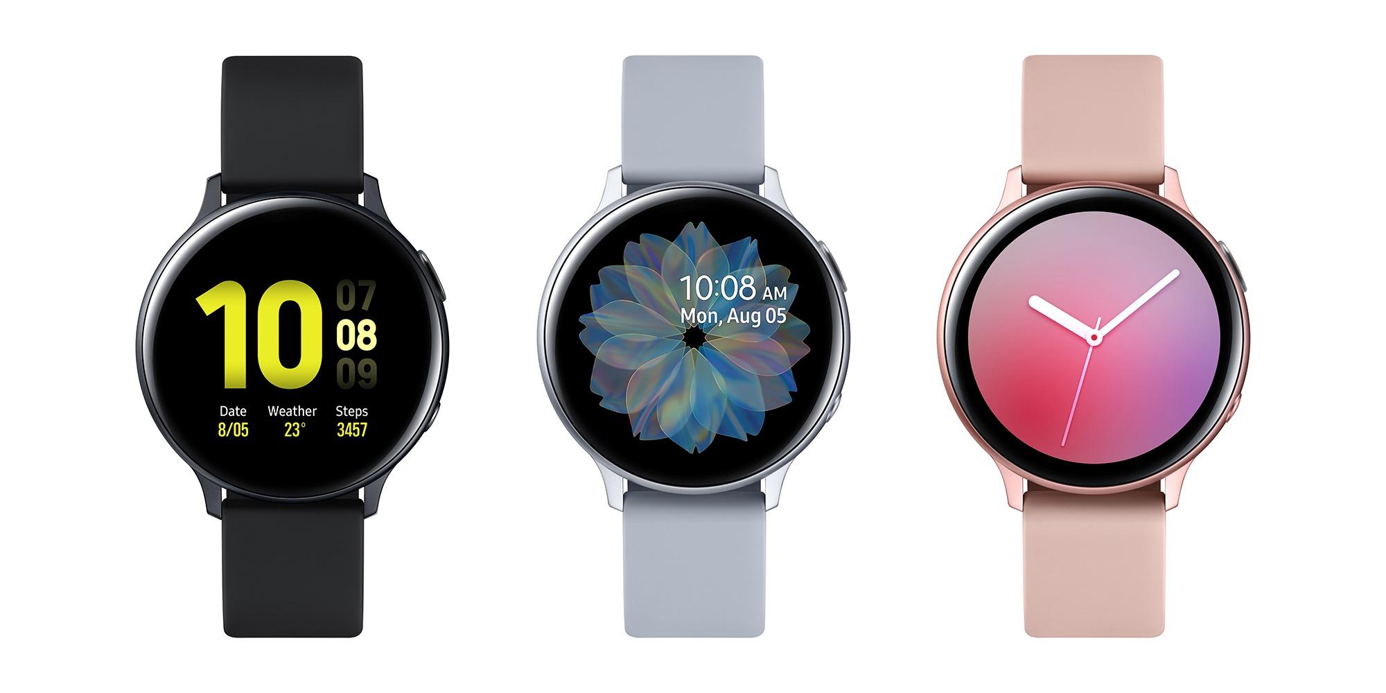 Samsung Galaxy Watch Active2disponible en Colombia