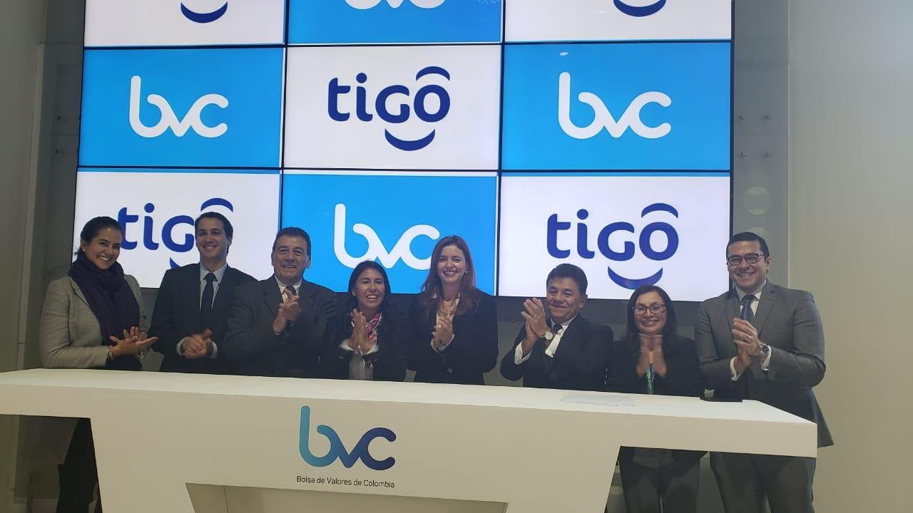 TiGo colocó bonos por COP$150 mil millones de deuda pública