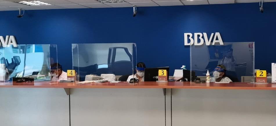 BBVA ha colocado más de 165.000 millones de pesos en créditos para empresas