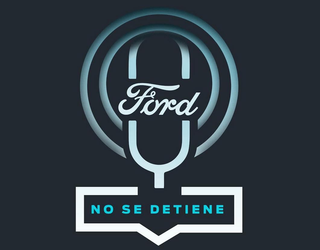 Ahora Ford Motor Colombia habla en tiempos de podcast