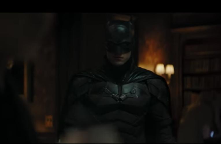 Ya vieron el primer trailer de The Batman?