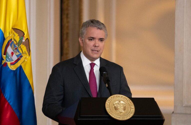 Presidente Iván Duque instaló Andicom 2020 Live