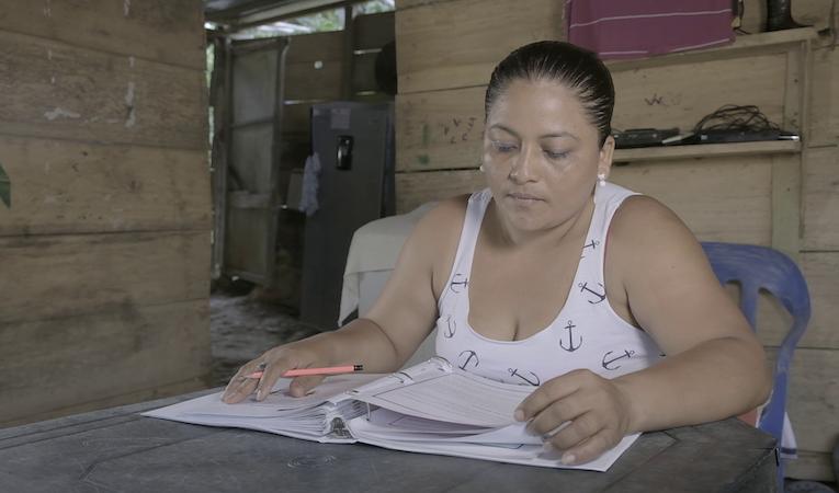 Cenéris Espitia, la emprendedora que llevó internet a su vereda en Urabá