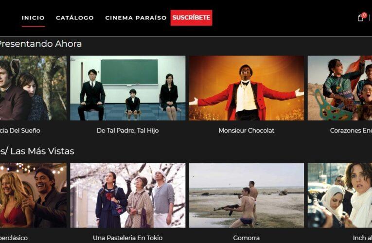 Cinema Paraíso lanza su nueva plataforma Video On Demand con un  homenaje a Fellini en sus 100 años de natalicio