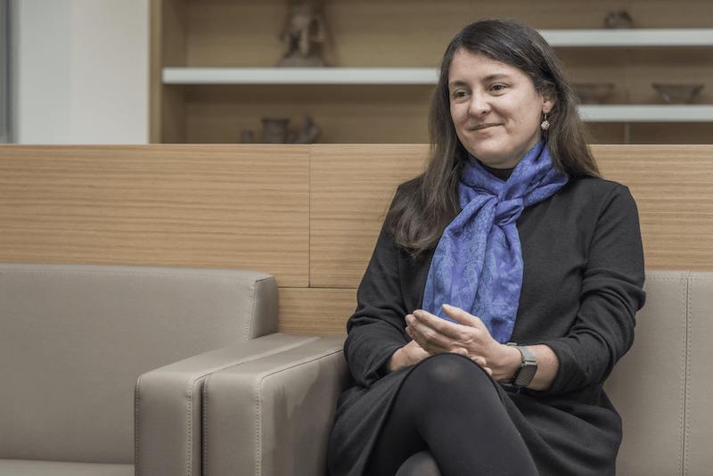 María Claudia Llanes, economista de BBVA Research