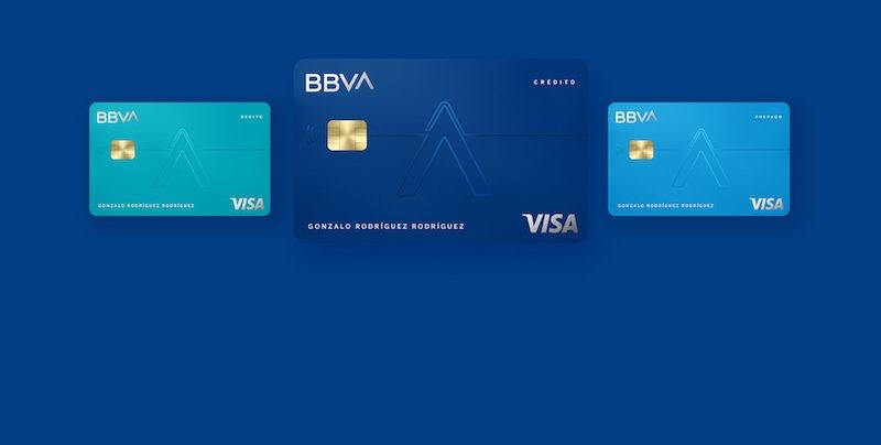 BBVA tarjeta Aqua