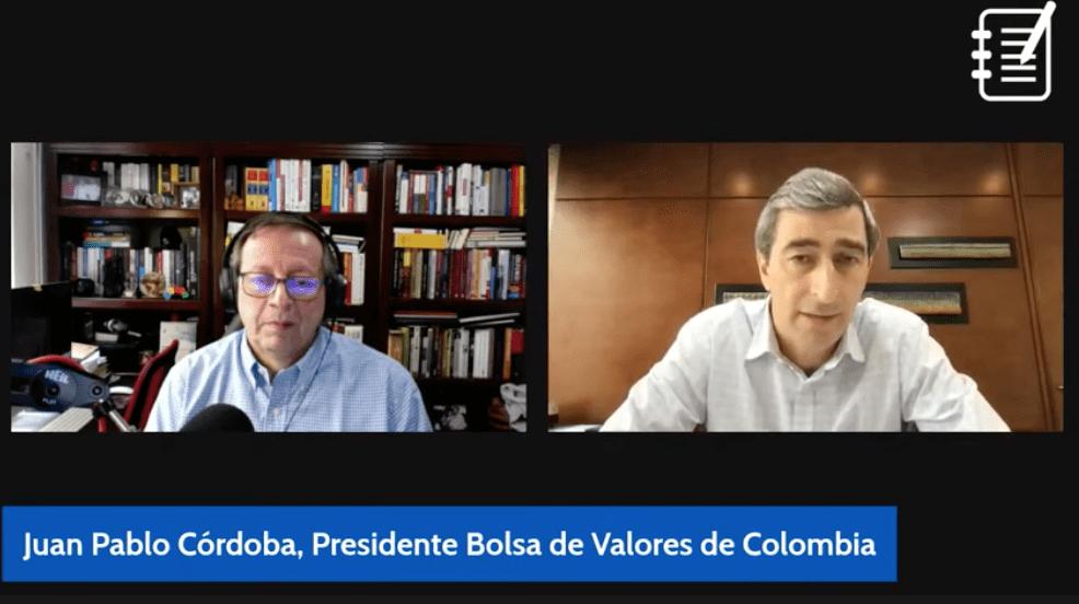 Valor empresas colombianas